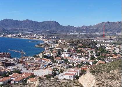 urbanizacion Mar Mediterraneo y pueblo