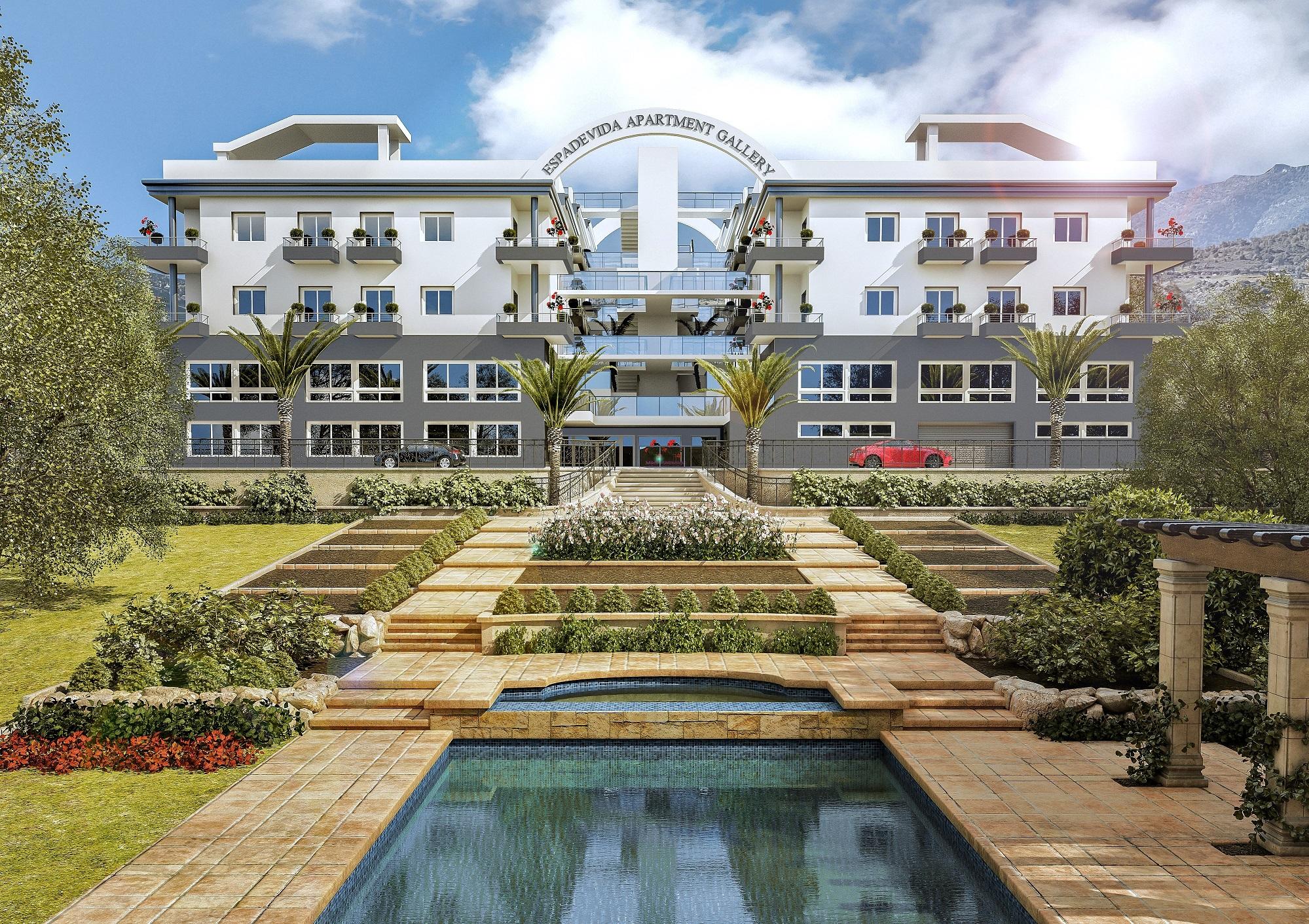 Apartamentos con estilo de vida comunitario